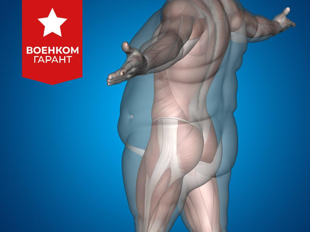 Ожирение и армия